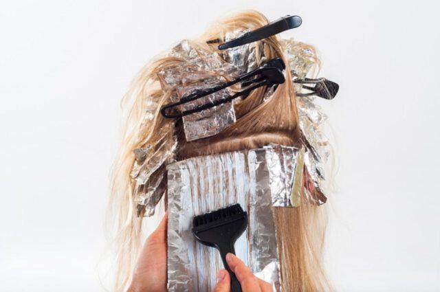 Zdrowe włosy – kosmetyki fryzjerskie
