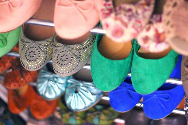Baleriny – historia butów na każdą okazję